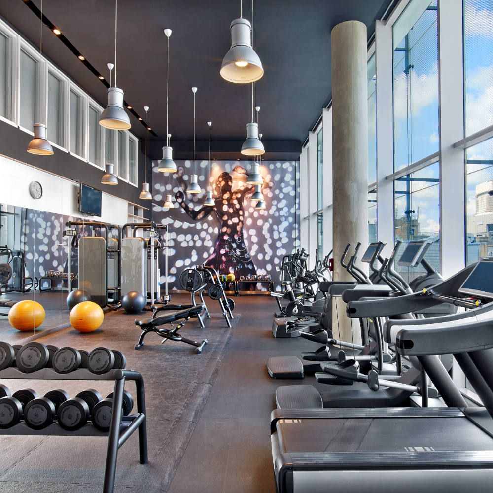 Fit Gym at Away Spa