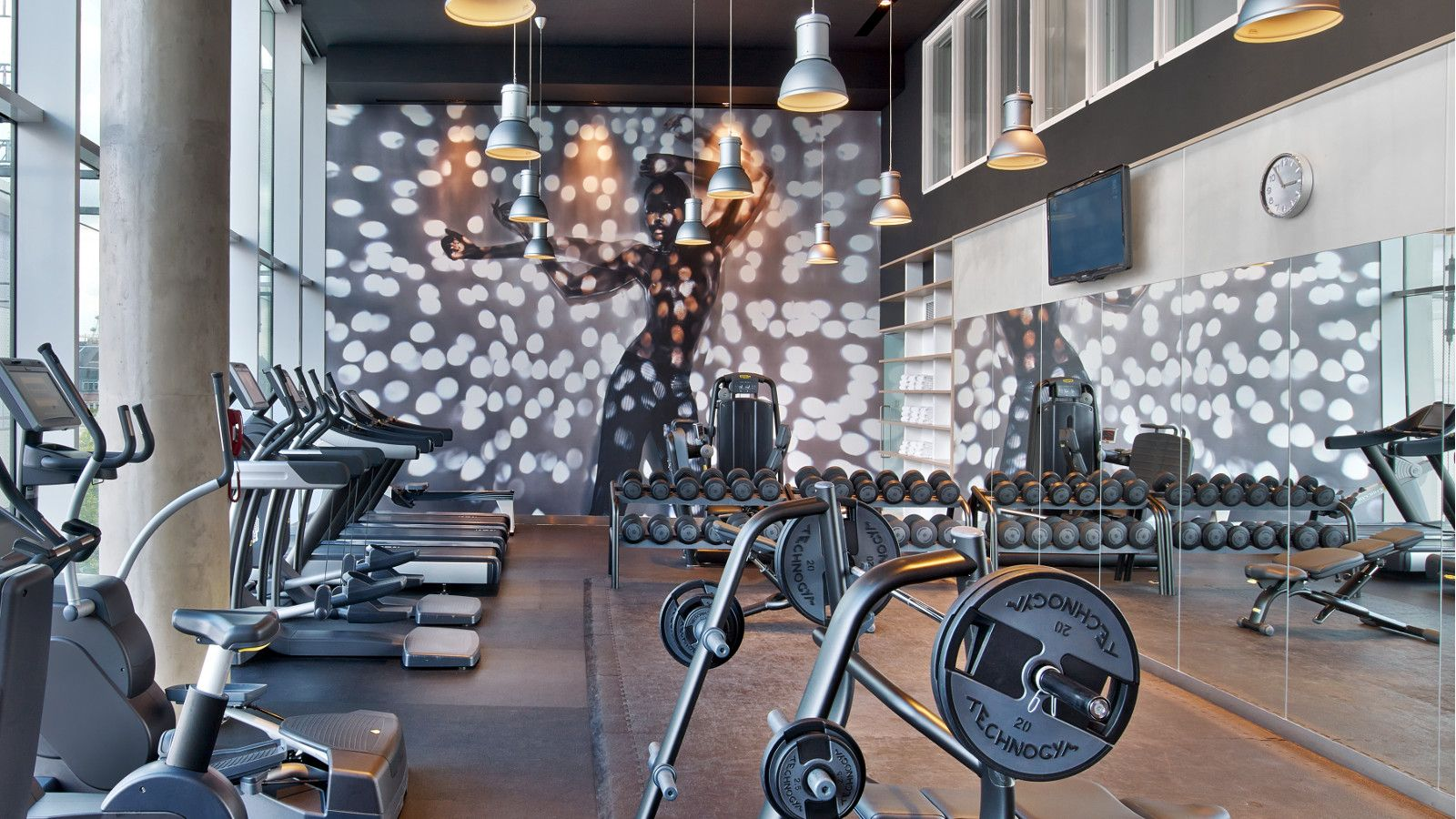 Fitness at W London Hotel in Leicester Square