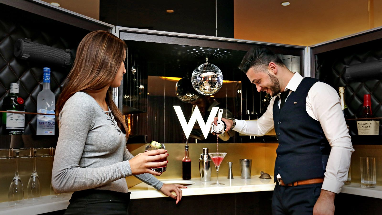Luxury Suite Experience at W London