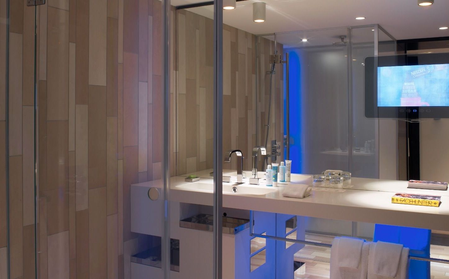 Bathroom Lighting Leicester cool hotels london | book a stay in leicester square | w london